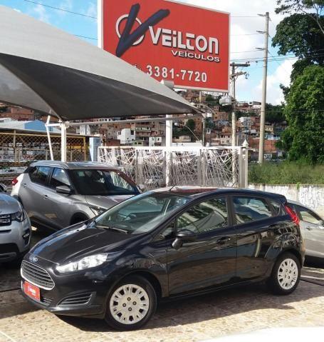 Ford Fiesta Hatch 1.5 S 2016 Emplacado Completo Flex
