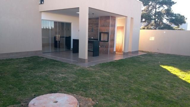 Samuel Pereira oferece: Casa 3 Quartos Nova Moderna Sobradinho Churrasqueira Condomínio - Foto 4