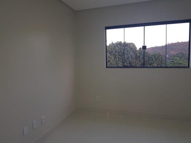 Casa Nova c/ 3 Suítes + Área de Lazer em Cond. Fechado na DF-425 - Sobradinho - Foto 5