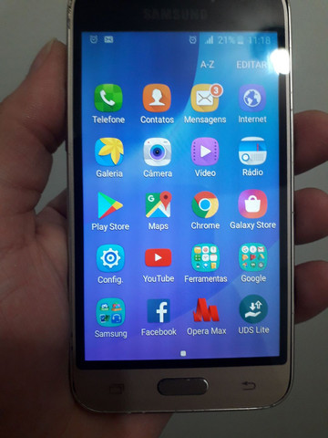 Samsung j1 perfeito estado