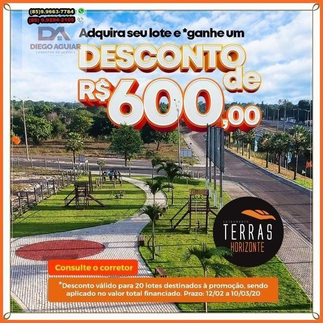 Loteamento em Horizonte as Margens da BR 116 a 30 minutos de Fortaleza - Foto 9
