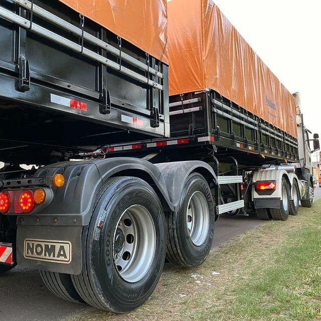 Scania R440 + bitrem graneleiro - Foto 2