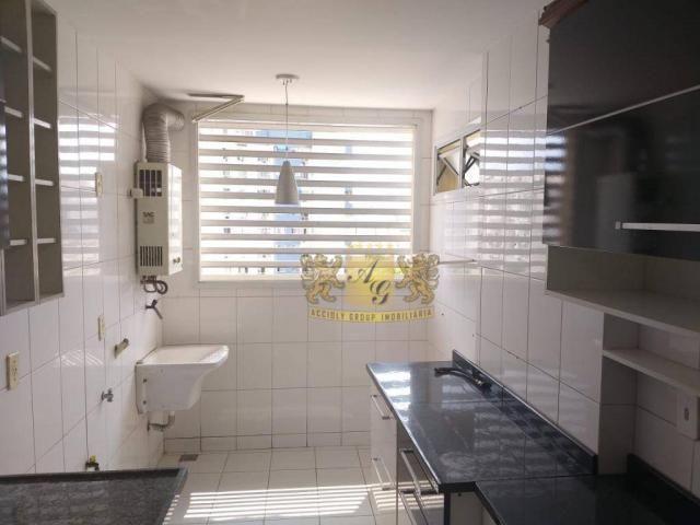 Apartamento com 2 dormitórios para alugar, 80 m² por R$ 1.500,00/mês - Santa Rosa - Niteró - Foto 15