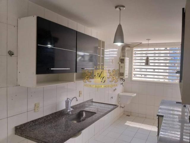 Apartamento com 2 dormitórios para alugar, 80 m² por R$ 1.500,00/mês - Santa Rosa - Niteró - Foto 12