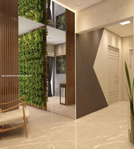 Apartamento para Venda em Blumenau, Fortaleza, 2 dormitórios, 1 suíte, 2 banheiros, 1 vaga - Foto 16