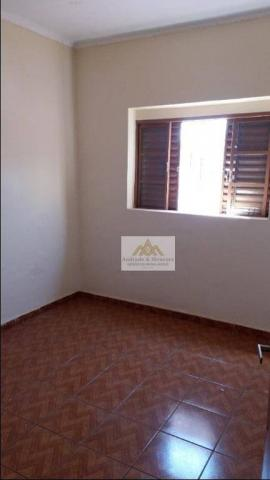 Casa com 2 dormitórios para alugar, 75 m² por R$ 880/mês - Vila Virgínia - Ribeirão Preto/ - Foto 8