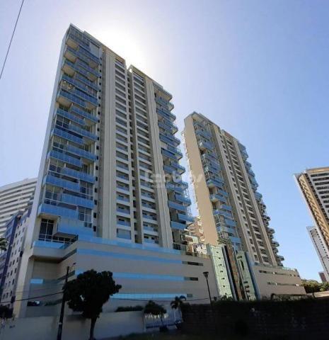 Absoluto Cocó, Apartamento com 3 dormitórios à venda, 158 m² por R$ 1.450.000 - Cocó - For