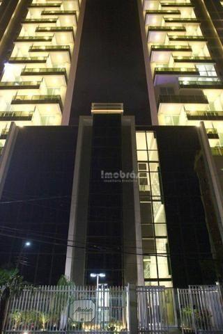 Absoluto Cocó, Apartamento com 3 dormitórios à venda, 158 m² por R$ 1.450.000 - Cocó - For - Foto 5