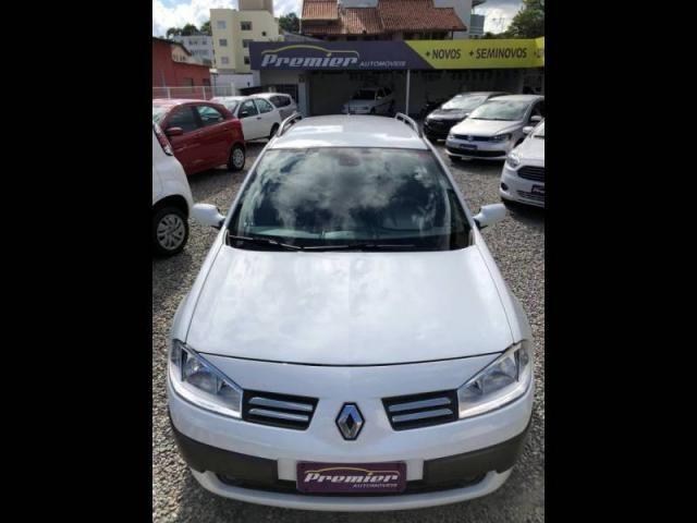 Renault Megane Grand Tour Dynam. Hi-Flex 1.6 16V - Foto 14