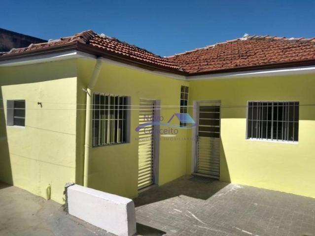 Casa com 2 dormitórios para alugar, 45 m² por R$ 1.500,00/mês - Jardim Novo Carrão - São P - Foto 2