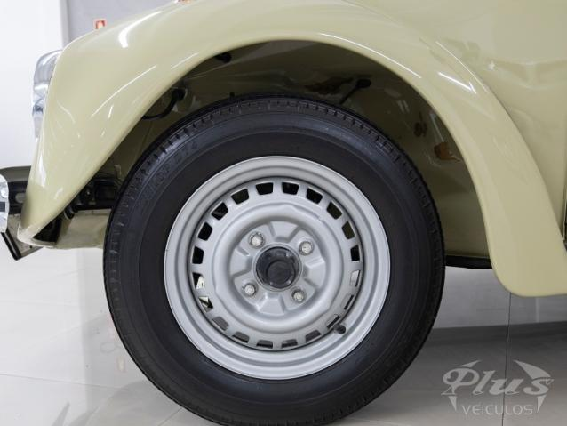 Volkswagen Fusca 1300L 2P - Foto 12