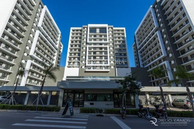 Apartamento para alugar com 1 dormitórios em Jardim do salso, Porto alegre cod:307116 - Foto 11