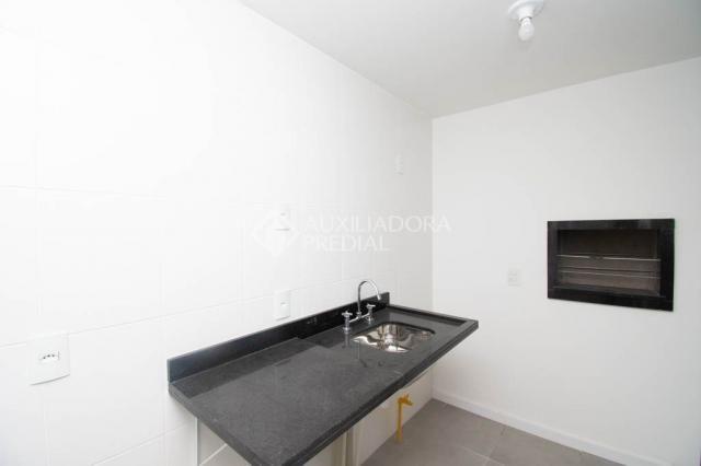 Apartamento para alugar com 1 dormitórios em Jardim do salso, Porto alegre cod:307116 - Foto 8