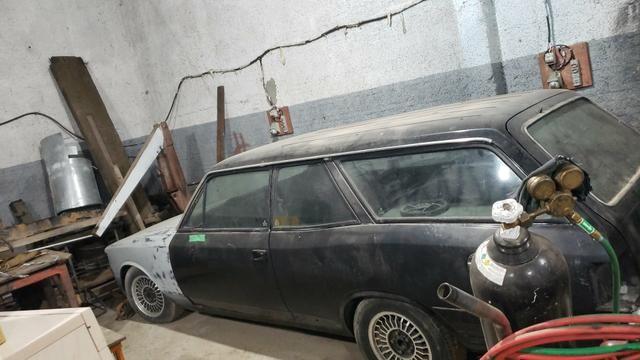Caravan Diplomata 6cilindros ano 1989 - Foto 2
