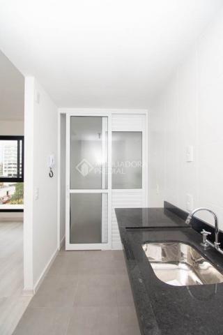 Apartamento para alugar com 1 dormitórios em Jardim do salso, Porto alegre cod:307116 - Foto 6