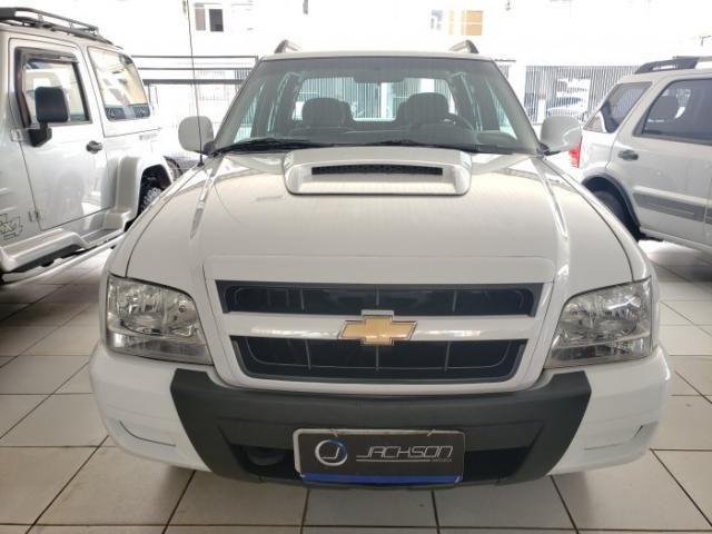 Chevrolet s10 2010 2.8 colina 4x4 cd 12v turbo electronic intercooler diesel 4p manual - Foto 2