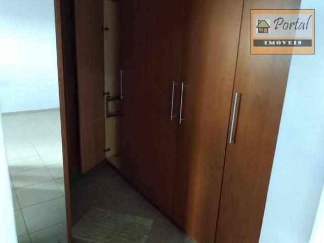 Chácara com 2 dormitórios para alugar, 250 m² por R$ 2.600/mês - Gramado Santa Rita - Camp - Foto 15