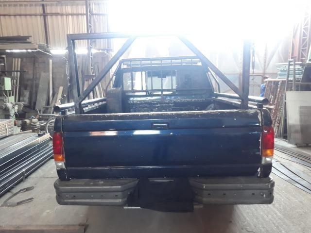 Ford F100 94 Diesel cabine estendida - Foto 8