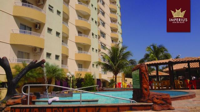 Apartamento com 01 Quarto, Thermas Place em Caldas Novas GO - Foto 14