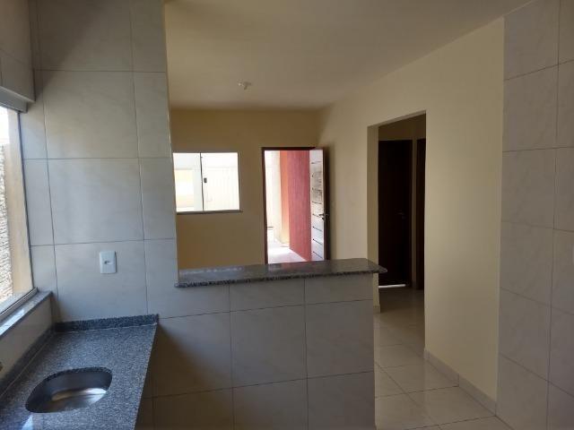 As Melhores Casas em Extremoz, 2 quartos (1 suíte e Closet) Doc. Grátis + Brinde Especial - Foto 5