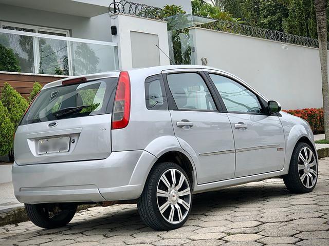 Fiesta 1.6 Class 2013 muito Novo!! Completo - Foto 2