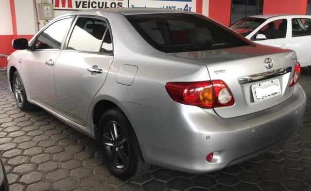 COROLLA 2010/2010 1.8 XLI 16V FLEX 4P MANUAL - Foto 5