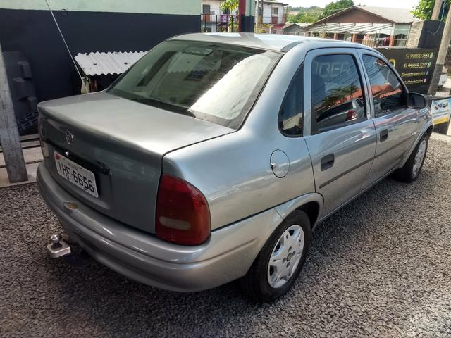 Corsa sedan Super 1.0 8v ano 1998 - Foto 4