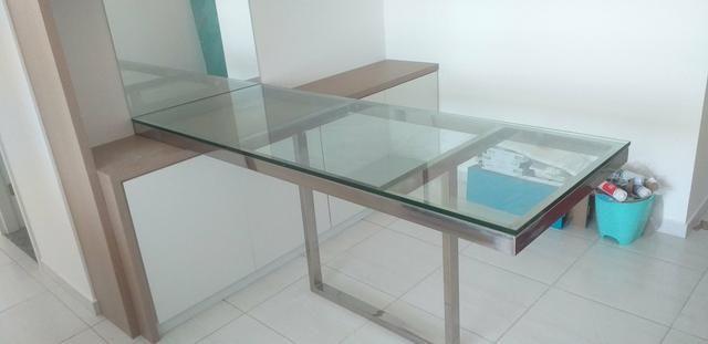 Box, porta e janelas em vidro 10× - Foto 2