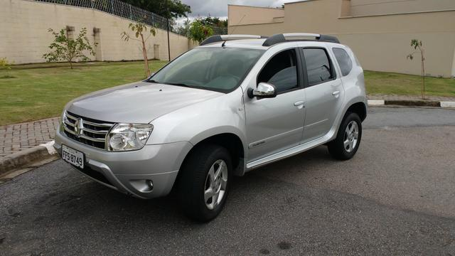 Renault Duster 1.6 flex ano 2014 - Foto 4