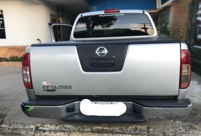 Nissan Frontier S 4X2 Turbo Diesel 2014 Manual - Foto 3
