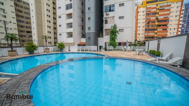 Apartamento para alugar com 3 dormitórios em Setor bueno, Goiânia cod:60208551 - Foto 17
