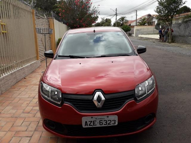 Renault Sandero Authentique 2014 - Foto 2