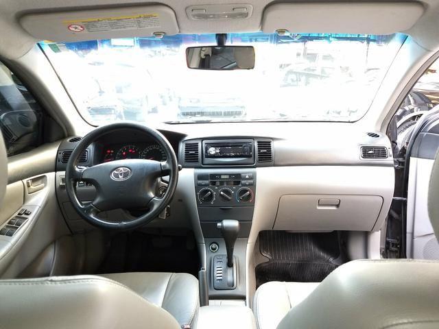 Toyota Corolla Xei 1.8 aut - Foto 6