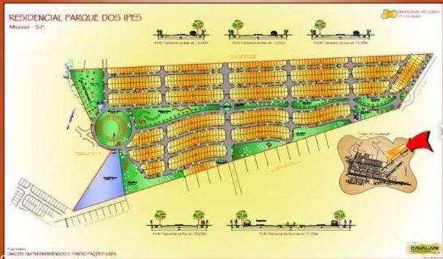 Terreno Residencial Parque dos Ipês I Mirassol, o proprietário aceita veiculo até 50% - Foto 5