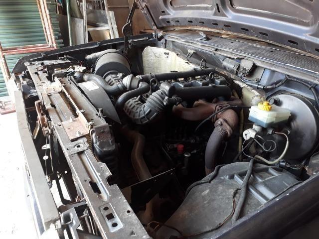 Ford F100 94 Diesel cabine estendida - Foto 14
