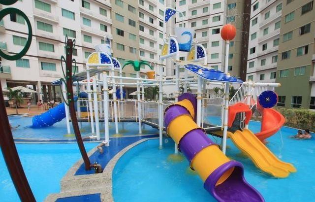 Riviera Park Apartamento com 01 Quarto Setor Turista I, em Caldas Novas GO - Foto 6