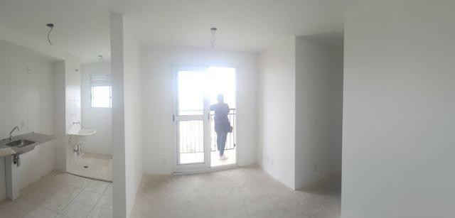 Apartamento em guarulhos fatto reserva vila rio 57mts 3dorm 1suite 1vaga andar alto - Foto 5