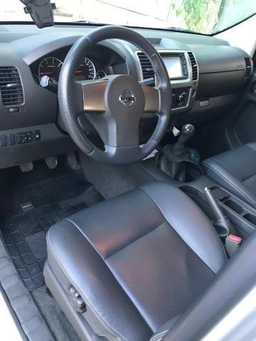 Nissan Frontier S 4X2 Turbo Diesel 2014 Manual - Foto 4
