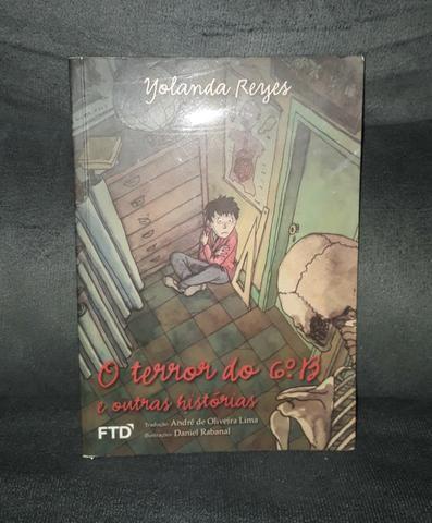 Vendo 2 livros paradidáticos em perfeito estado - Foto 3