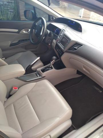 Honda Civic EXS 1.8 - Foto 8
