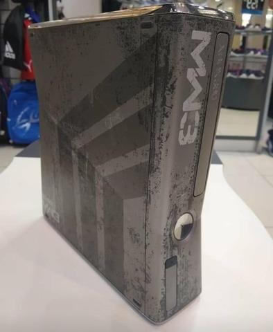Console Xbox 360 edição limitada modern warfare 3 acendeu luz vermelha - Foto 3