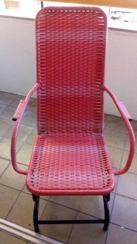 Cadeira de balanço semi nova. 3 meses de uso - Foto 2