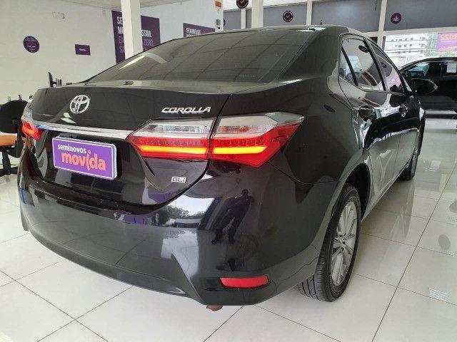Toyota Corolla 2019 com garantia de fábrica, perícia cautelar aprovada e único dono - Foto 10