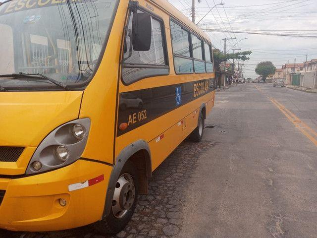 Micro ônibus Iveco cityclass 70c17 euro 5 2013