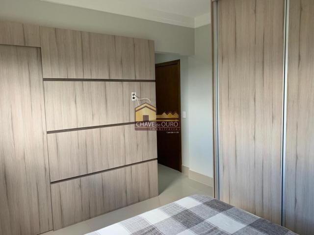Apartamento à venda, 4 quartos, 2 vagas, Santa Maria - Uberaba/MG - Foto 14