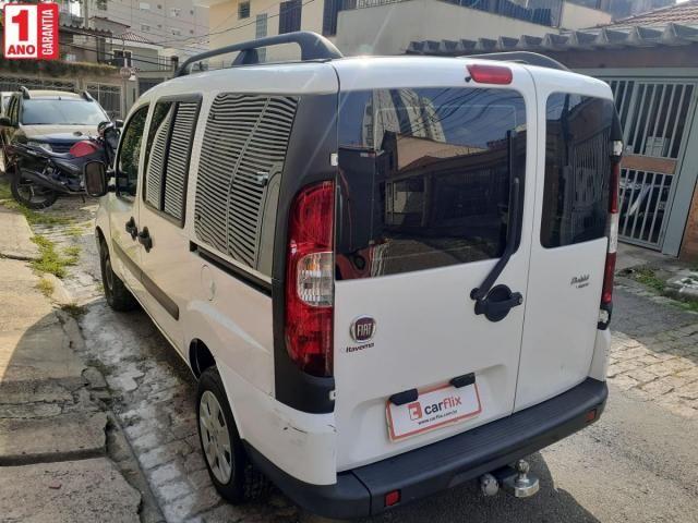 Fiat Doblo ESSENCE 1.8 Flex 16V 5p - Foto 2