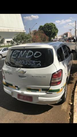 Vendo gm spin taxi 2013/13 completa tratar. elisio. 062- * - Foto 2