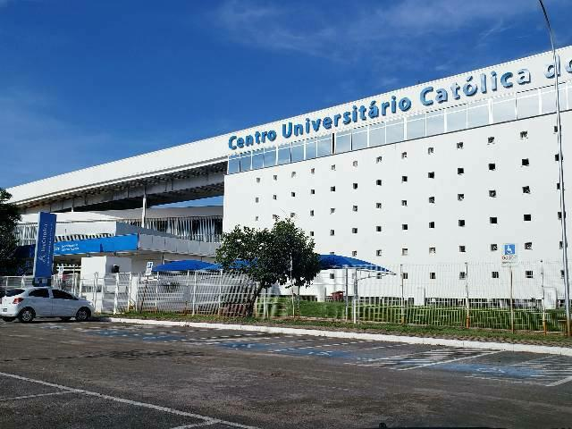 Terrenos parcelados próximo as faculdades ulbra e católica e supermercado assaí - Foto 4