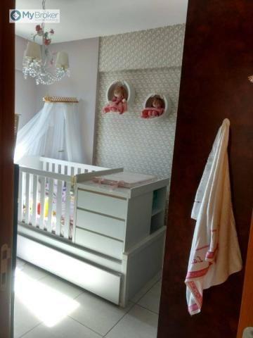 Apartamento com 2 dormitórios à venda, 65 m² por R$ 330.000,00 - Jardim Goiás - Goiânia/GO - Foto 14