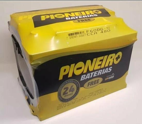 40ah,45ah,60ah,70ah.imperdivelll.bateria a preço de fabrica.novas com 12 meses de garantia - Foto 6